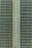 Wall texture. Building wall texture in Yekaterinburg Royalty Free Stock Images