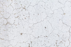 Wall texture with cracked paint Royalty Free Stock Photos