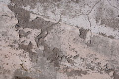 Wall texture with cracks Royalty Free Stock Photo