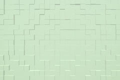 Wall texture, 3d block style. Wall texture background, 3d block style Royalty Free Stock Photos