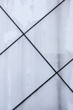 Wall texture with diagonal black lines Royalty Free Stock Image