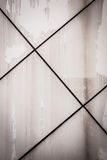 Wall texture with diagonal black lines Royalty Free Stock Photo