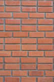 Wall texture. Wall red brick texture detail Stock Photo
