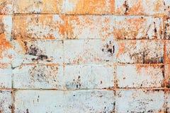 Wall texture tiles Royalty Free Stock Photos