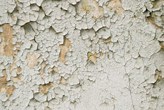 Wall, texture, white, background, brick, abstract. The texture of the walls, old paint, peeling paint Stock Image