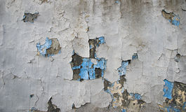 Wall, texture, white, background, brick, abstract. The texture of the walls, old paint, peeling paint Royalty Free Stock Images
