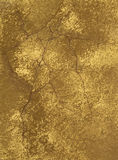 Wall Texture With Gold Spots Stock Photos