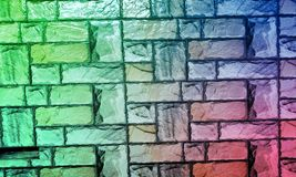 Wall Textured background with colourfull effect background. Backgroundhead, light. royalty free stock photos