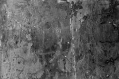 Wall textures and cracks. Cracked cement wall and some cracks Royalty Free Stock Photos