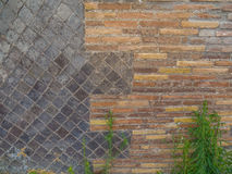 Wall textures Royalty Free Stock Photo