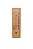 Wall thermometer Stock Photography