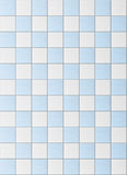 Wall of tiles. Detail on a wall of tiles Royalty Free Stock Photography