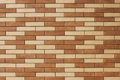 Wall with tiles Stock Photos