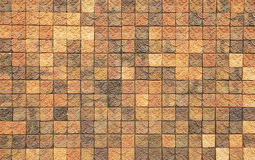 Wall tiles. Traditional ancient on the wall tiles stock photography