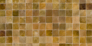 Wall tiles. Abstract background and pattern Royalty Free Stock Photo
