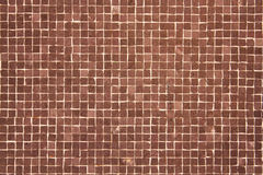 Wall tiles background Stock Images