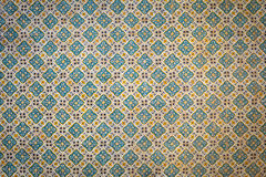 Wall tiles background Royalty Free Stock Image
