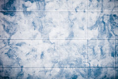 Wall tiles background Stock Image