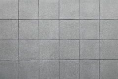 Wall tiles background. Grey colour Royalty Free Stock Images
