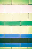 Wall tiles Stock Image