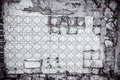 Wall tiles Stock Photo