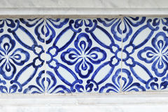 Wall tiles pattern Stock Images
