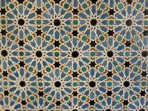 Wall tiles in Spain Stock Photo