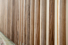 An wall of timber royalty free stock image
