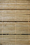 Wall of timber Royalty Free Stock Photo