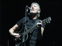 Roger Waters (Former member of Pink Floyd) Royalty Free Stock Photos
