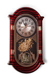 Wall-type clock Royalty Free Stock Photography
