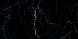 Wall A Unique Texture Royal Black Marble. royalty free stock images