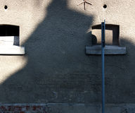 Wall Urban Texture Stock Photo