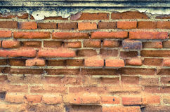 Wall with vintage look Stock Images