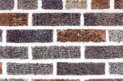 Wall. Weathered red brick wall, useful as background image Royalty Free Stock Image