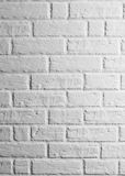 Wall white. Structure of a white decorative brick wall Stock Photos