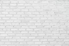 Free Wall White Brick Wall Texture Background. Brickwork Or Stonework Flooring Interior Rock Old Pattern Clean Concrete Grid Uneven Royalty Free Stock Photos - 153240128