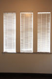 Wall window blind Royalty Free Stock Photo