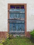 Wall, Window, Door, Wood Royalty Free Stock Image