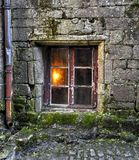 Wall, Window, Ruins, Facade royalty free stock photos
