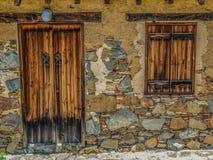 Wall, Window, Stone Wall, Facade Royalty Free Stock Image