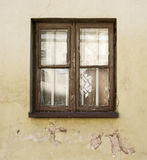 Wall and window Stock Image