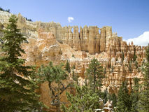 Wall of Windows, Bryce National Park, Utah Stock Image