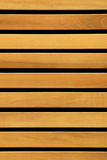 Wall of wood Royalty Free Stock Photography