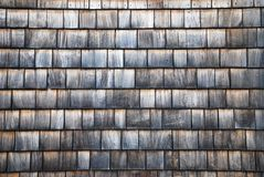 Wall wood Stock Image
