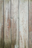 Wall of the wooden boards Stock Photography