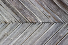 Wall of the wooden building as background or texture. Royalty Free Stock Photography