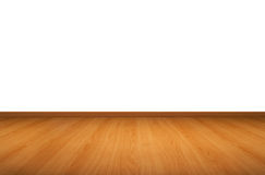 Wall and wooden floor Stock Photo