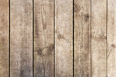 Wall of wooden planks royalty free stock image