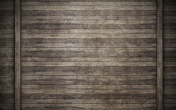Wall of wooden planks Royalty Free Stock Images